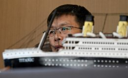 Huge Titanic replica to open in China as tourist destination
