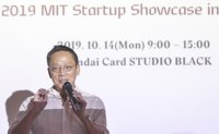 Hyundai Card CEO 'in love' with startups