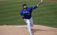 Blue Jays' Ryu Hyun-jin takes 1st loss of 2020 in poor start