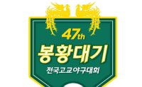 47th Bonghwang baseball tourney kicks off Saturday