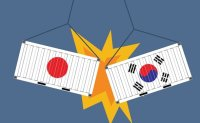 Japan suffers more than Korea from trade feud