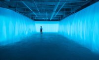 Artists interpret light as means of personal meditation and communal message