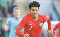 Son Heung-min's 'Wonder Goal' selected as Goal of the Year