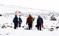 Living as a polar scientist tough yet enjoyable