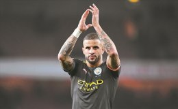 Kyle Walker sorry after 'lockdown sex party'