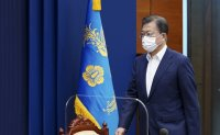 Moon urges eradication of corruption over LH officials' alleged land speculation
