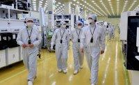 Samsung benefits as virus lifts chip demand
