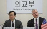 US envoy calls on North Korea to halt hostility, return to talks