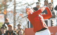 No. 1 ball-striker on KLPGA Tour shows ropes