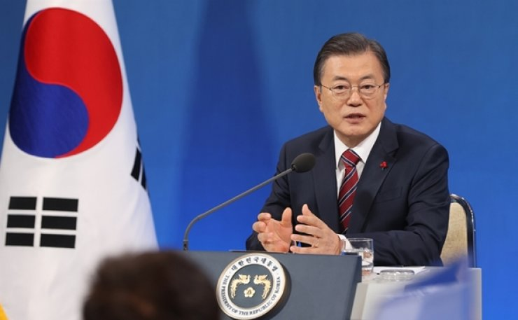 Moon's changing stance on Japan linked to North Korea engagement: experts