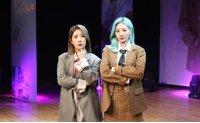 Female duo BOL4 mature in music, style