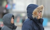 As cold snap hits nation, temperatures to stay below freezing throughout the day