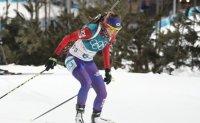 Russian-Korean breaks South Korean biathlon record