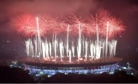 Curtain falls on 18th Asian Games [PHOTOS]