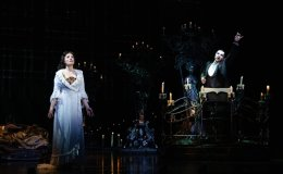 Triumphant return of 'The Phantom of the Opera'