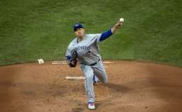 With little run support, Ryu Hyun-jin unable to stop Blue Jays' bleeding