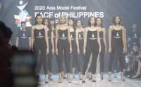 'FACE of Philippines' fashion show lights up the night in Manila