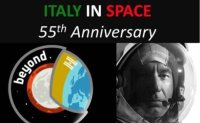 Italy steps up Seoul campaign on 55th anniversary of space exploration