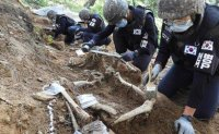 Korea begins war excavation project for this year
