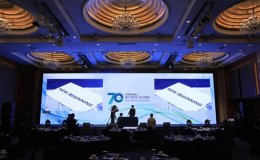 [ANNIVERSARY SPECIAL] Korea Times celebrates 70th anniversary with much fanfare