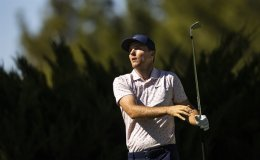 Russell Henley with 67 soars to 3-shot lead at Shadow Creek