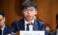 Hong Kong activists appeal to US lawmakers to help movement