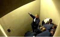 Belgium shocked by Nazi-salute police brutality footage