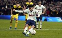 Son clinches Tottenham's 3-2 win over Southampton in FA Cup