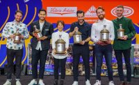 Korean woman wins 2019 World Barista Championship