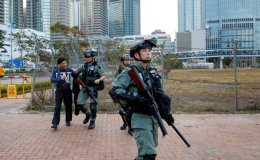 Korea lowers travel alert level for Hong Kong