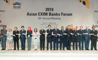 Eximbanks vow cooperation for risk diversification