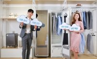 Coway lures consumers with multifunctional clothing care system
