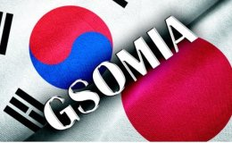 Fate of GSOMIA up to Japan: defense ministry