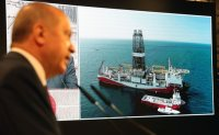 Turkey discovers large natural gas reserve off Black Sea