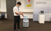 SoftBank enters Korean market with AI-powered robot vacuum