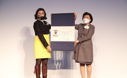 'Pandemic worsened gender inequality,' says Korea Image Awards winner Delphine O