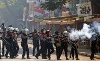 Six dead as Myanmar junta intensifies crackdown on anti-coup protests
