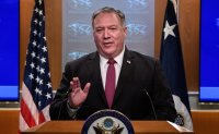 Declaration of Korean War's end 'obvious' part of North Korean denuclearization process: Pompeo