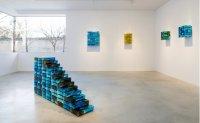 Othoniel's glass work reflects joy, sorrow of life
