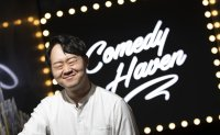 Stand-up comedy gains foothold in Korea