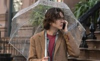 'A Rainy Day in New York' rules local box office