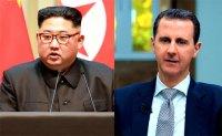 Syria's Assad to meet with Kim Jong-un