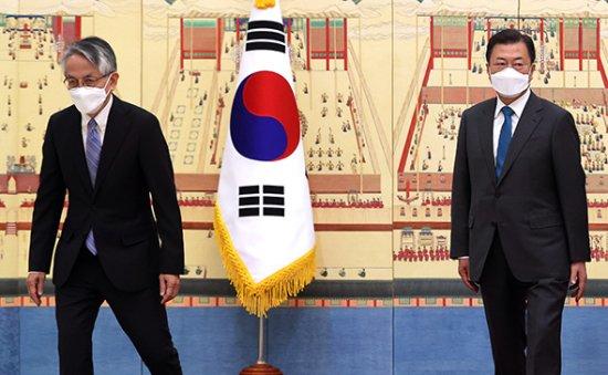 Korea's diplomatic capacity lacking