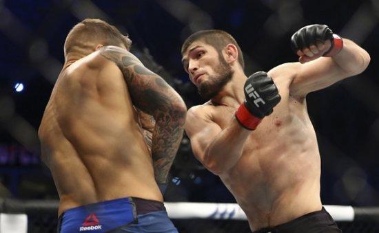 UFC champ Nurmagomedov announces retirement after beating Gaethje