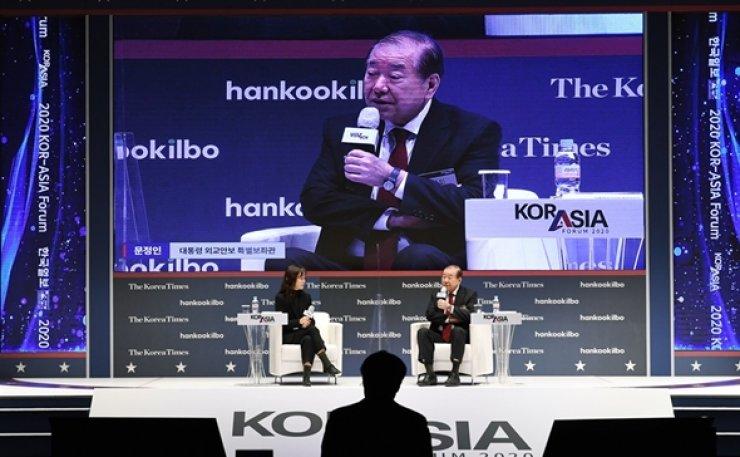 South Korea urged to restore ties with allies in Biden era
