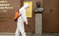 Russia's COVID-19 cases could peak in mid-November, says health watchdog