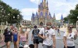 Disney World to reopen as coronavirus cases surge in Florida