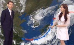 Rapper Zico makes surprise appearance as weatherman