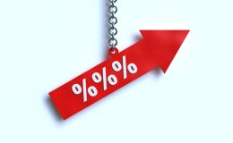 Loan interest rates rise sharply