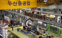 Doosan Heavy to place hundreds of employees on paid leave